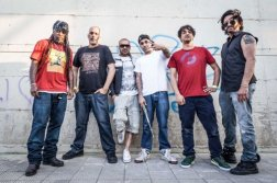 10. 11. 2016 - Asian Dub Foundation (UK) support: Nevereš - Lucerna Music Bar
