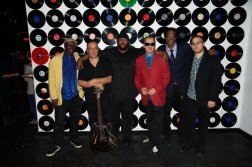 20. prosince New York Ska-Jazz Ensamble + Green Smatroll v Rock Café